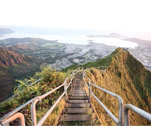 Haiku Trail auf Oahu, Hawaii