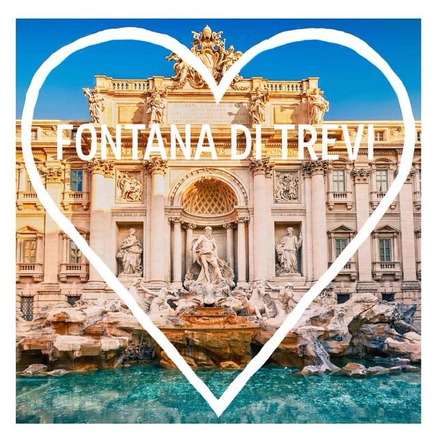 Brunnen Rom Italien