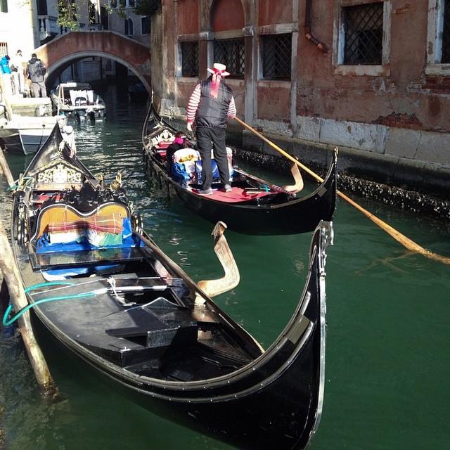 Gondel Venedig Heiratsantrag