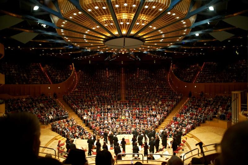 Kölner Philharmonie Konzertsaal Publikum