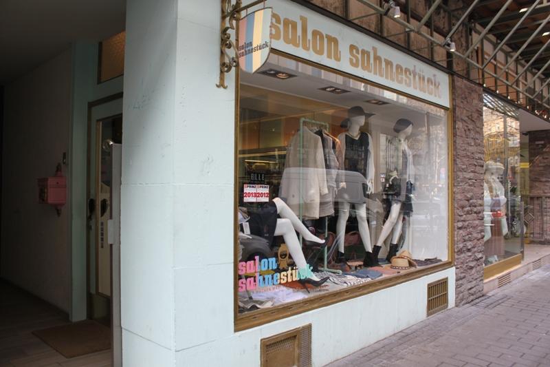 Salon Sahnestück Shop Köln