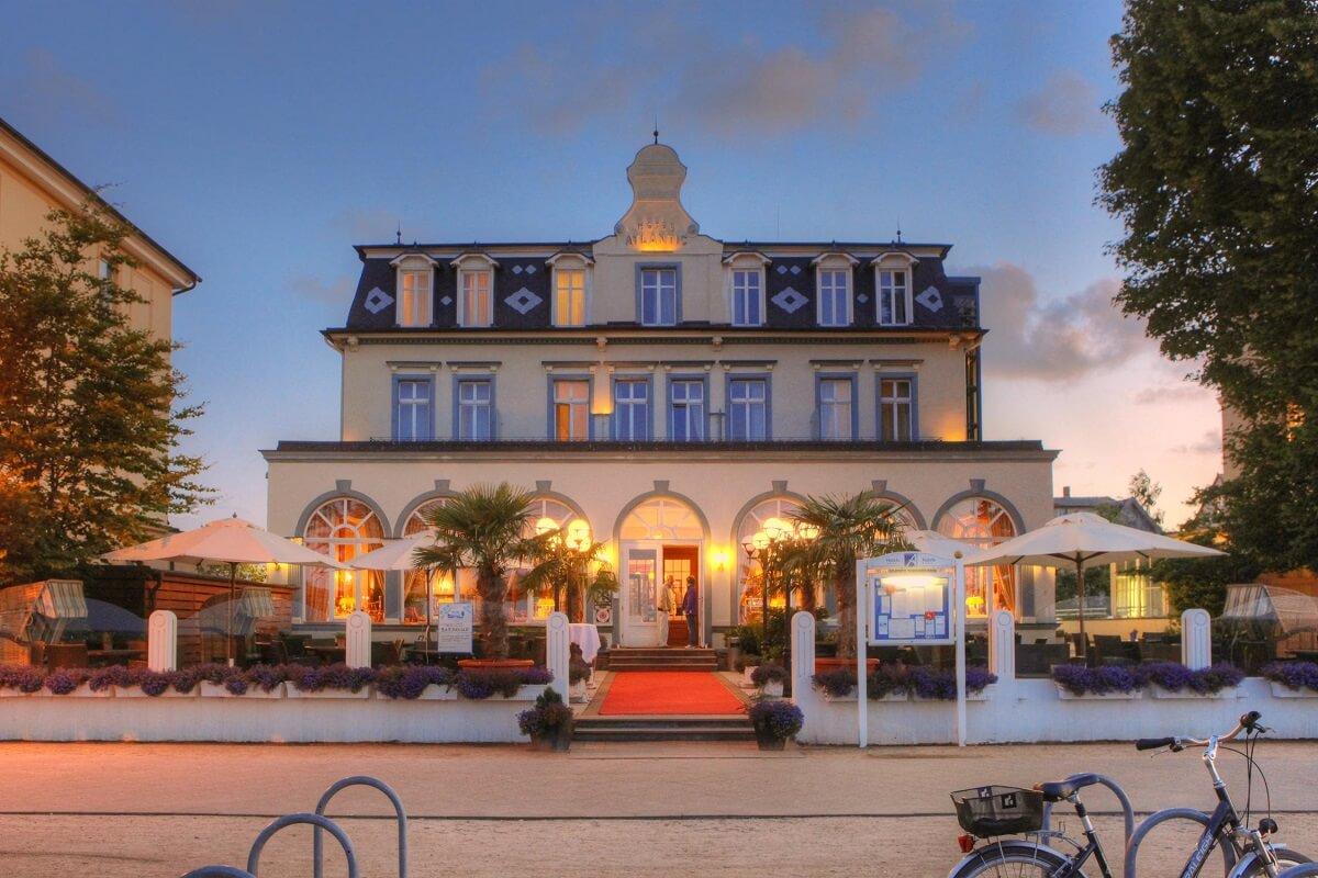 Strandhotel Atlantic (c) Strandhotel Atlantic