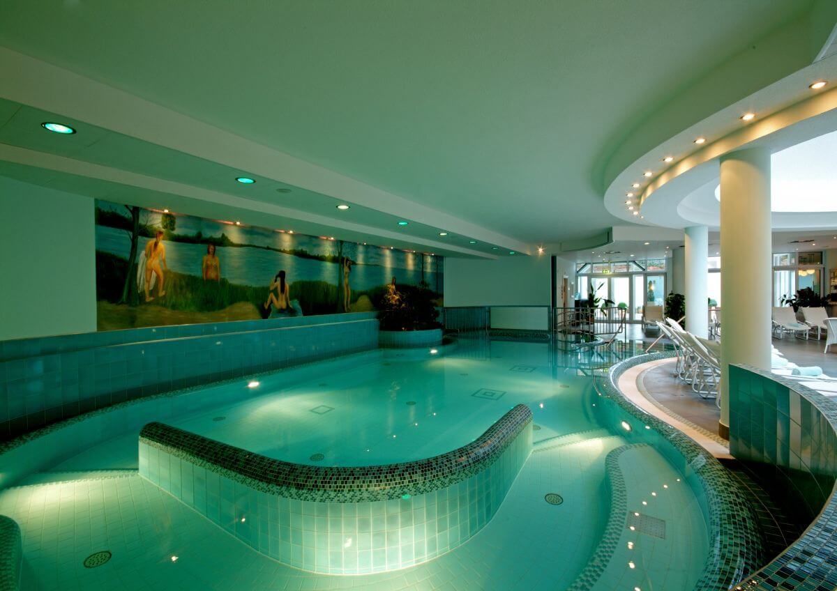 Grandhotel Binz Rügen Wellness Pool