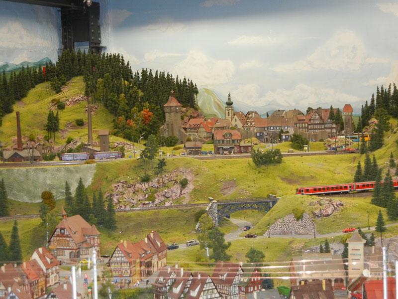 Miniatur Wunderland Museum Hamburg