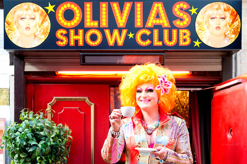 Olivias Show Club Hamburg