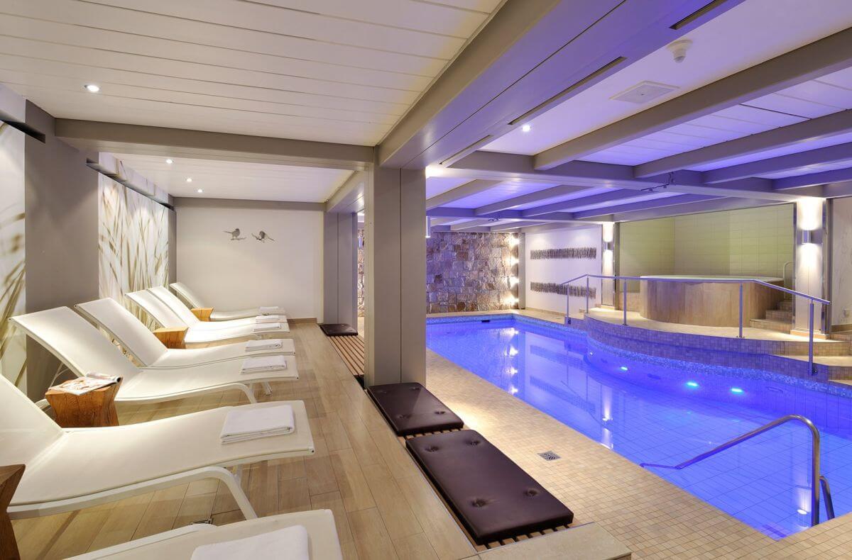 Pool Wellness Hotel Ritter Durbach
