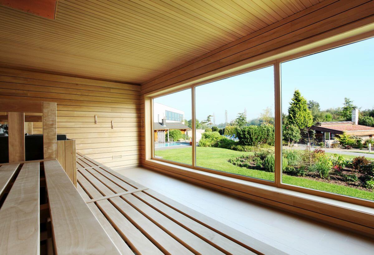 Sauna Wellness See Park Jansen