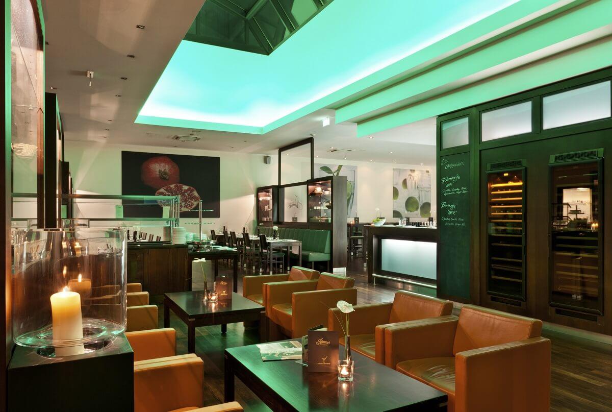 Fleming's Brasserie & Wine Bar (c) Fleming's Hotel Wien-Westbahnhof