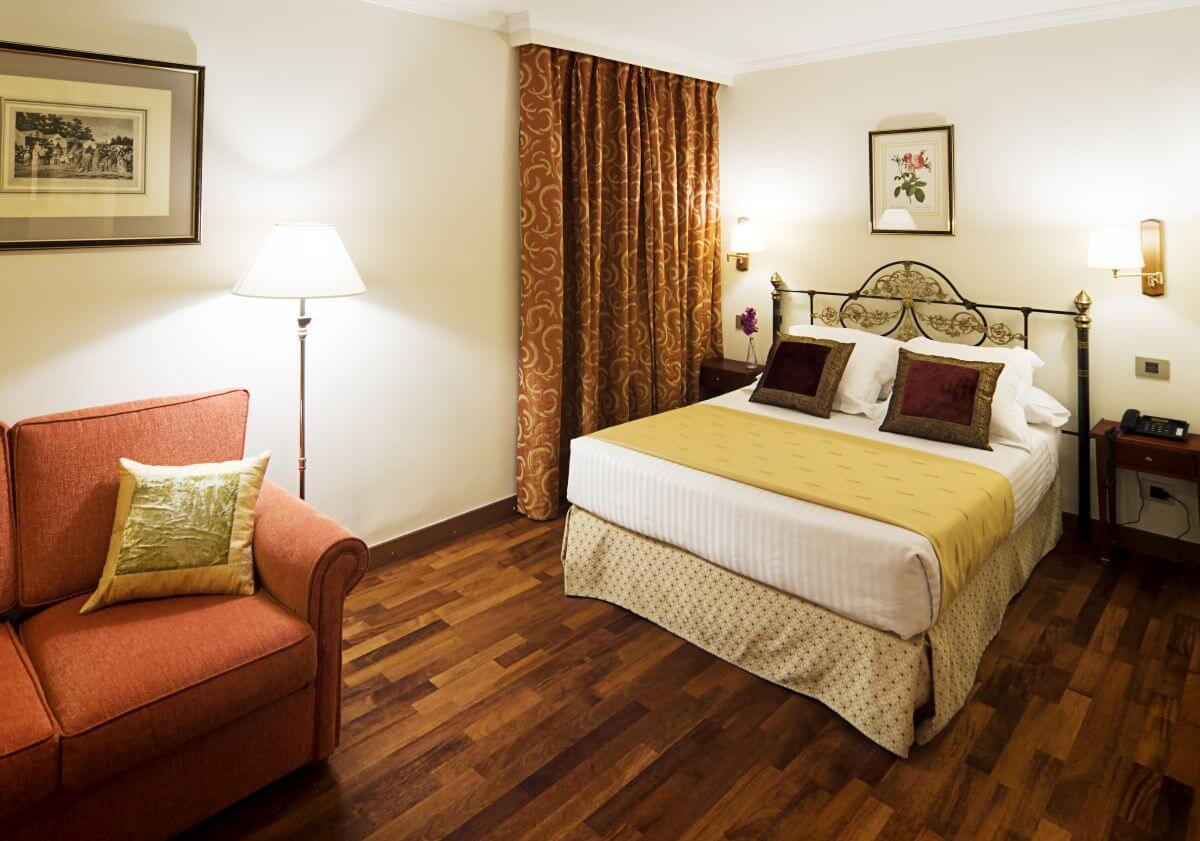 Hotel Las Casas de los Mercaderes Doppelzimmer