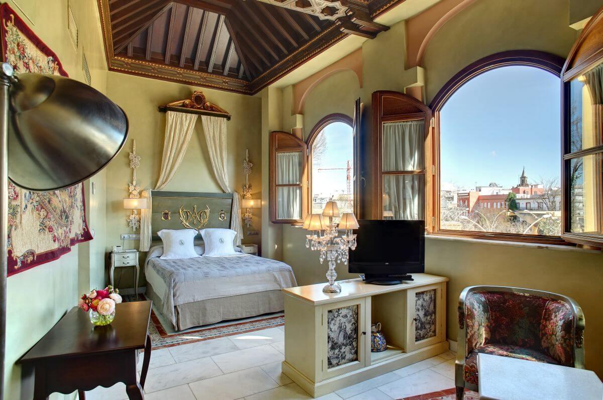 Hotel Sacristía de Santa Ana Junior suite