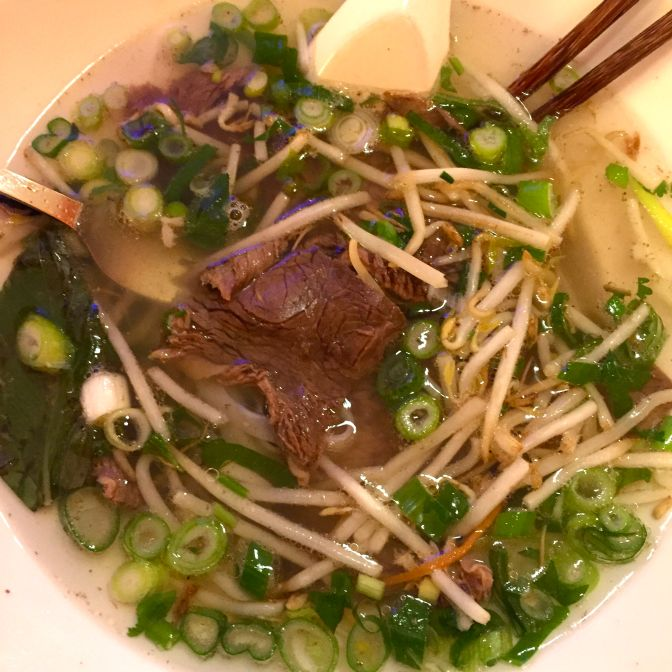 Pho Bo Suppe Monsieur Voung Berlin