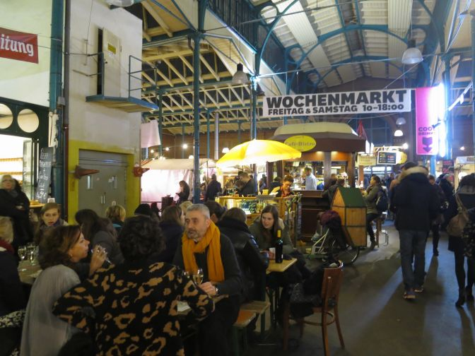 Streetfood Thursday Markthalle Neun