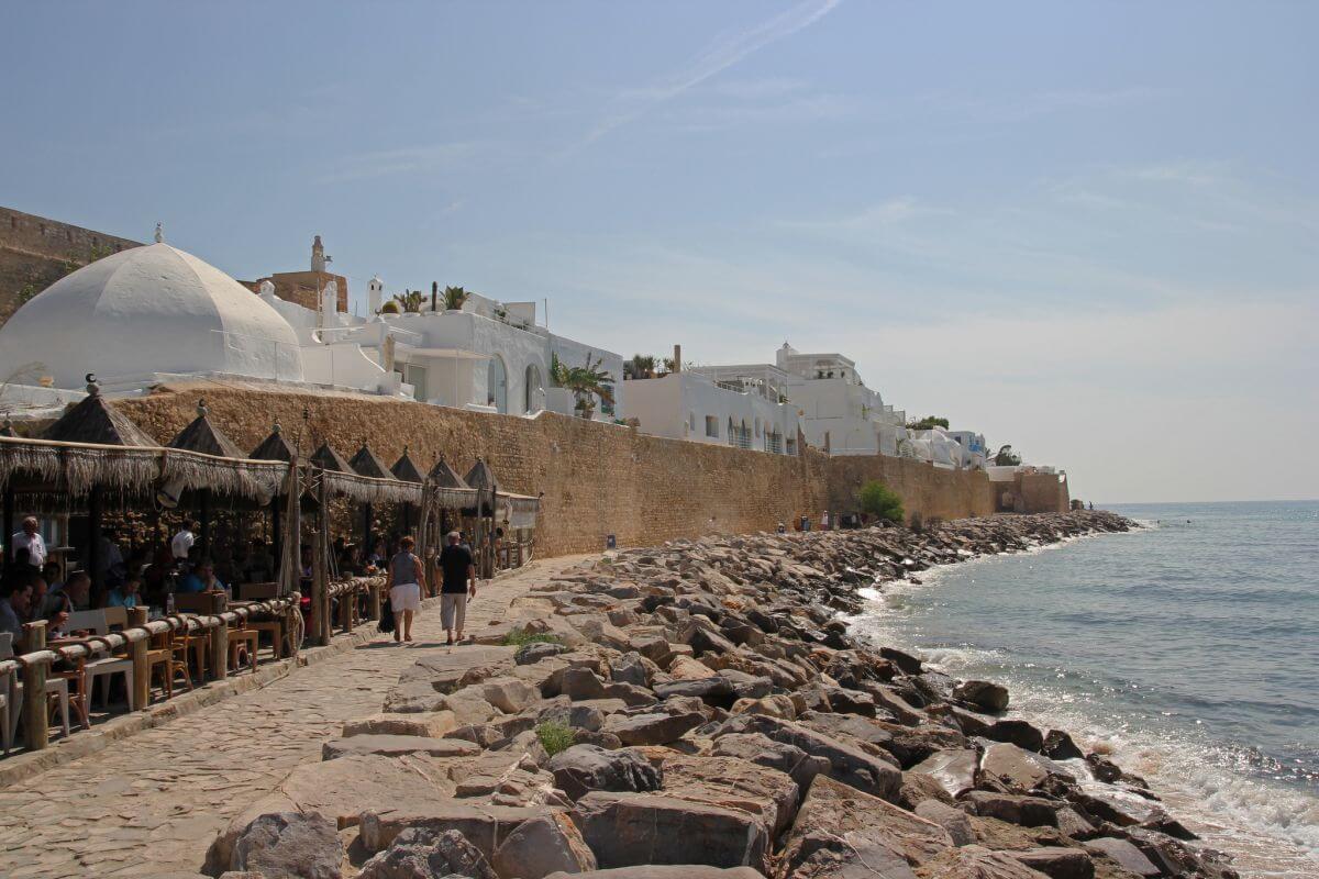 Tunesien Küste Hammamet