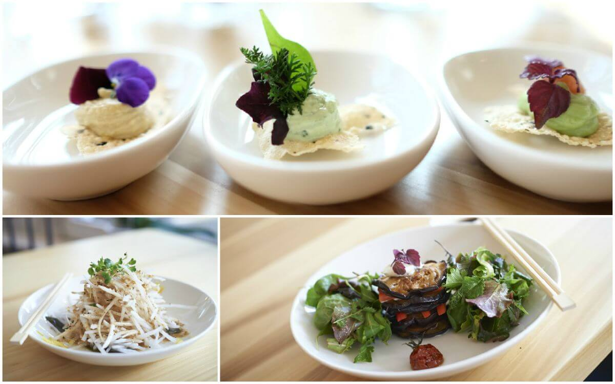 vegane Gerichte im Prinz Myshkin