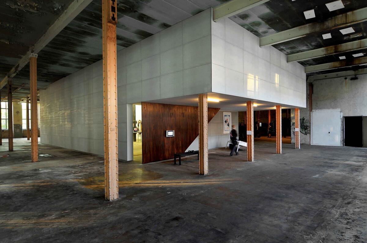 Produktions- und Ausstellungsstätten zeitgenössischer Kunst und Kultur in Europa