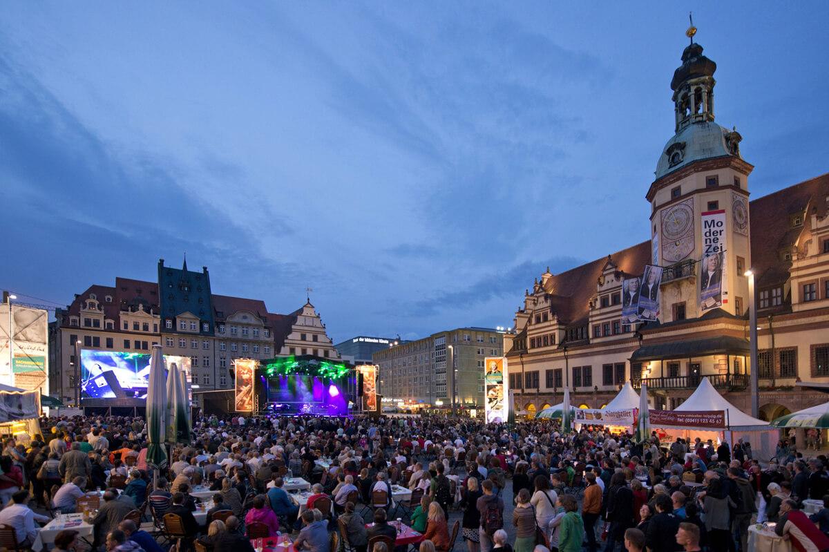 Bachfest in Leipzig