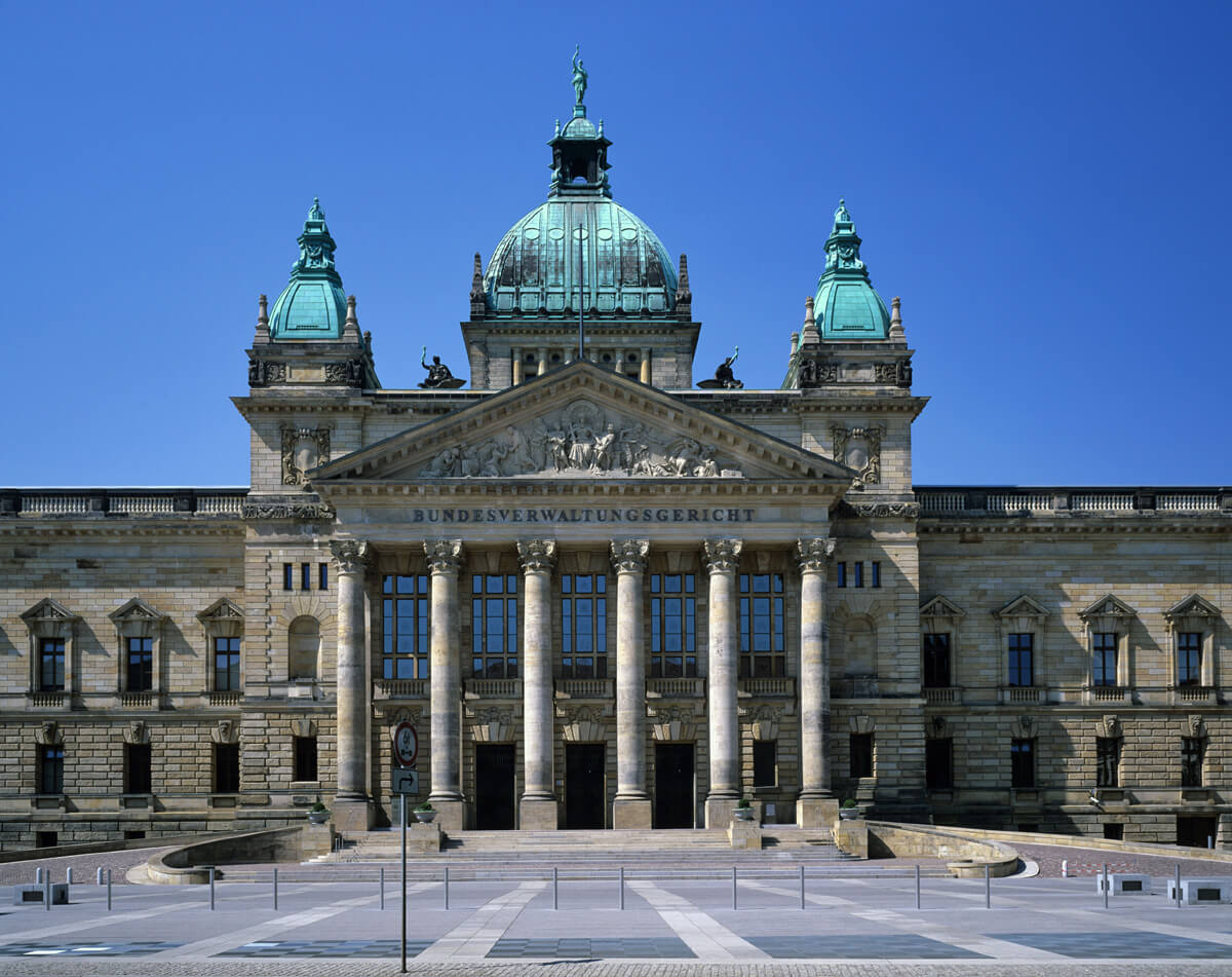 Bundesverwaltungsgericht ©Josef Beck