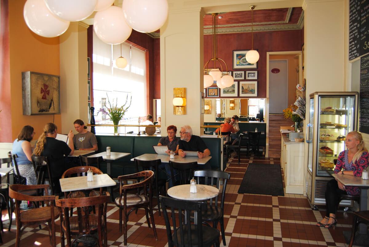 Café Maitre ©Andreas Schmidt