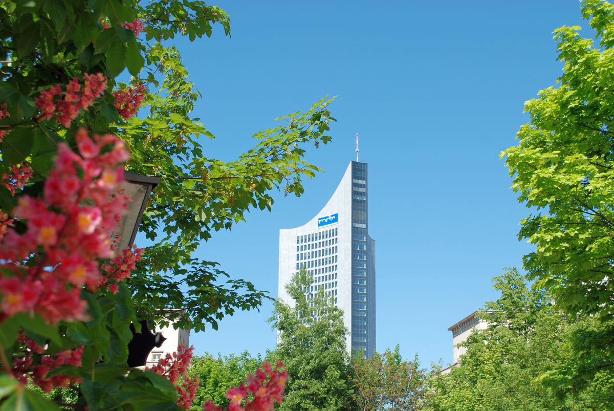 City-Hochhaus ©Andreas Schmidt