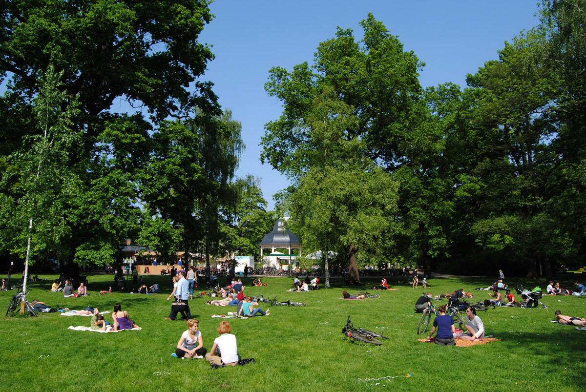 Clara-Zetkin-Park ©Andreas Schmidt