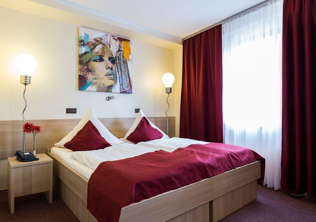 Hotel Königshof Dortmund Doppelzimmer