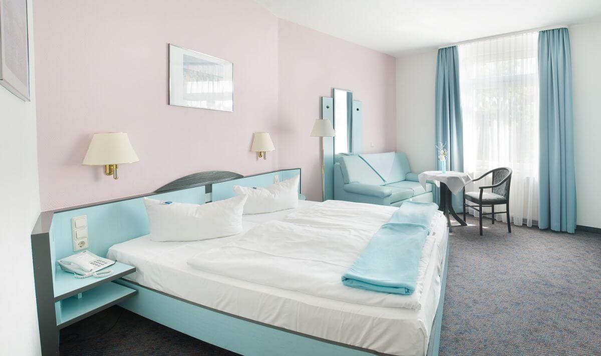 Hotel Smetana Doppelzimmer