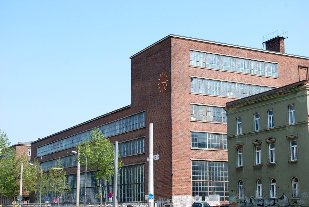 Karl-Heine-Straße, Westwerk ©Andreas Schmidt