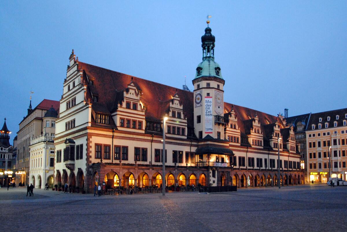 Markt, Altes Rathaus ©Andreas Schmidt