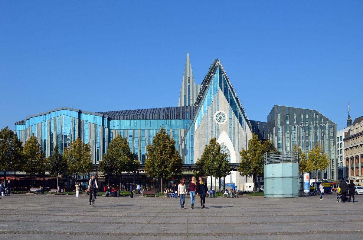 Universität Leipzig ©Andreas Schmidt