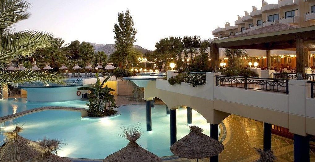 5-Sterne Atrium Palace Resort Rhodos