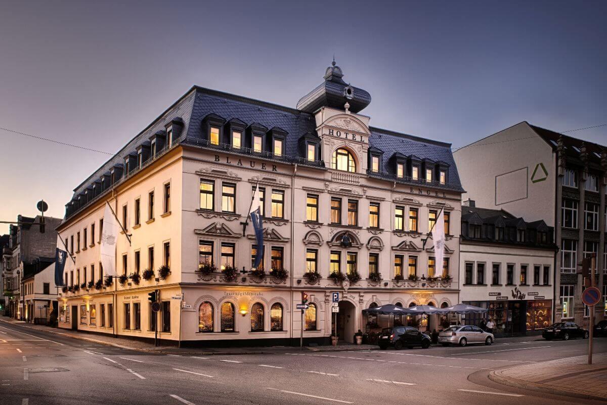 Hotel für Bierliebhaber in Aue