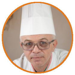 Executive Chef Angelo Saronni