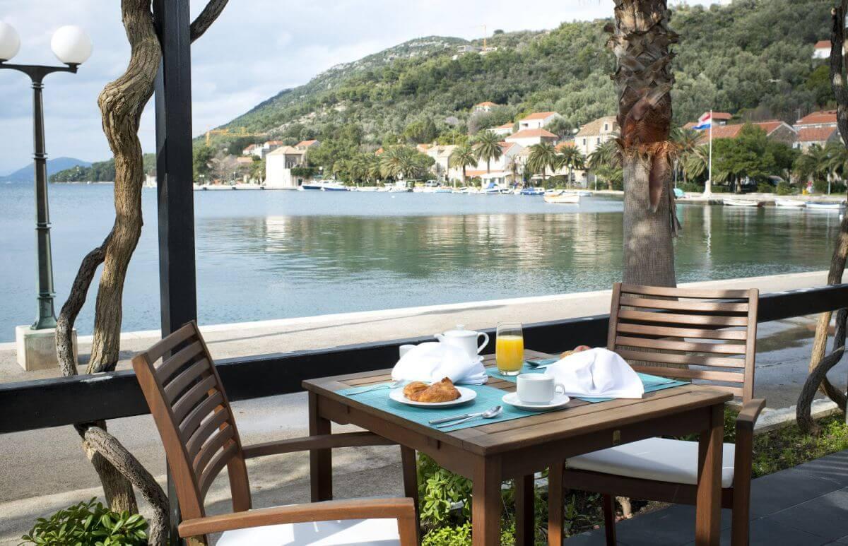 Hotel Sipan Dubrovnik Islands Kroatien