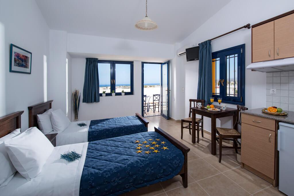 Hotel Aegean Sky auf Kreta