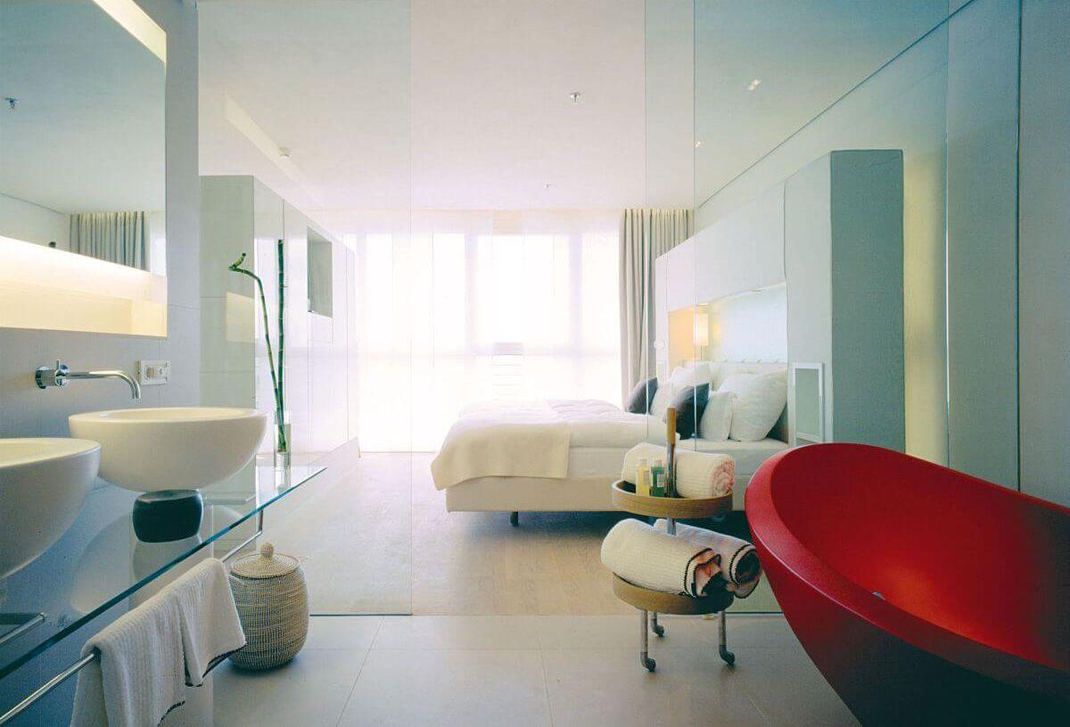 Kostenloses WLAN im Hotel Side Hamburg Doppelzimmer