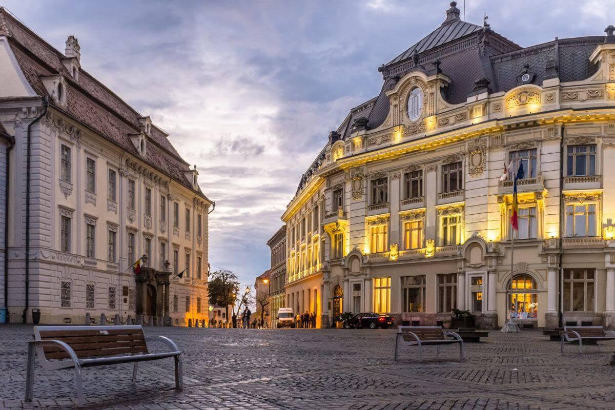 Günstige Übernachtungen in Sibiu in Rumänien