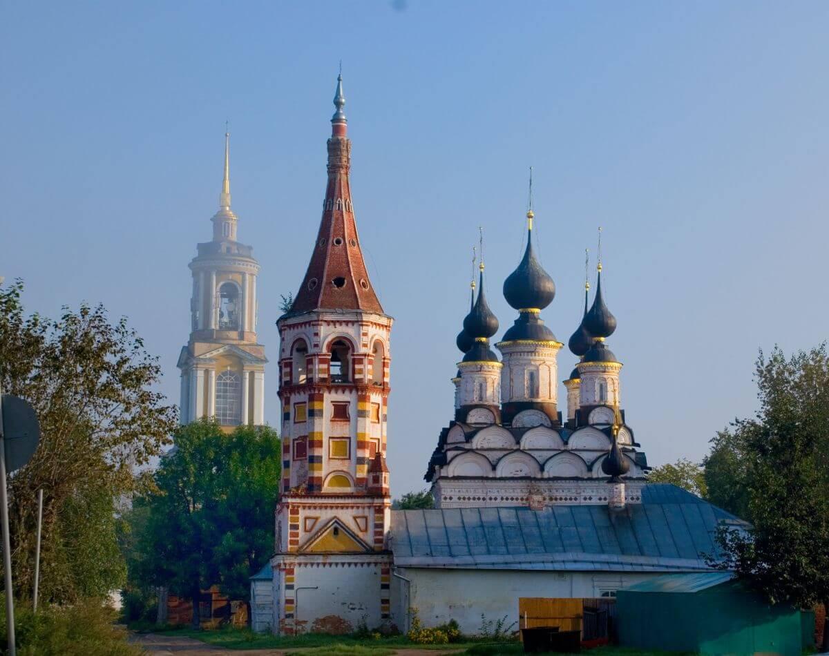 Günstig übernachten in Suzdal in Russland