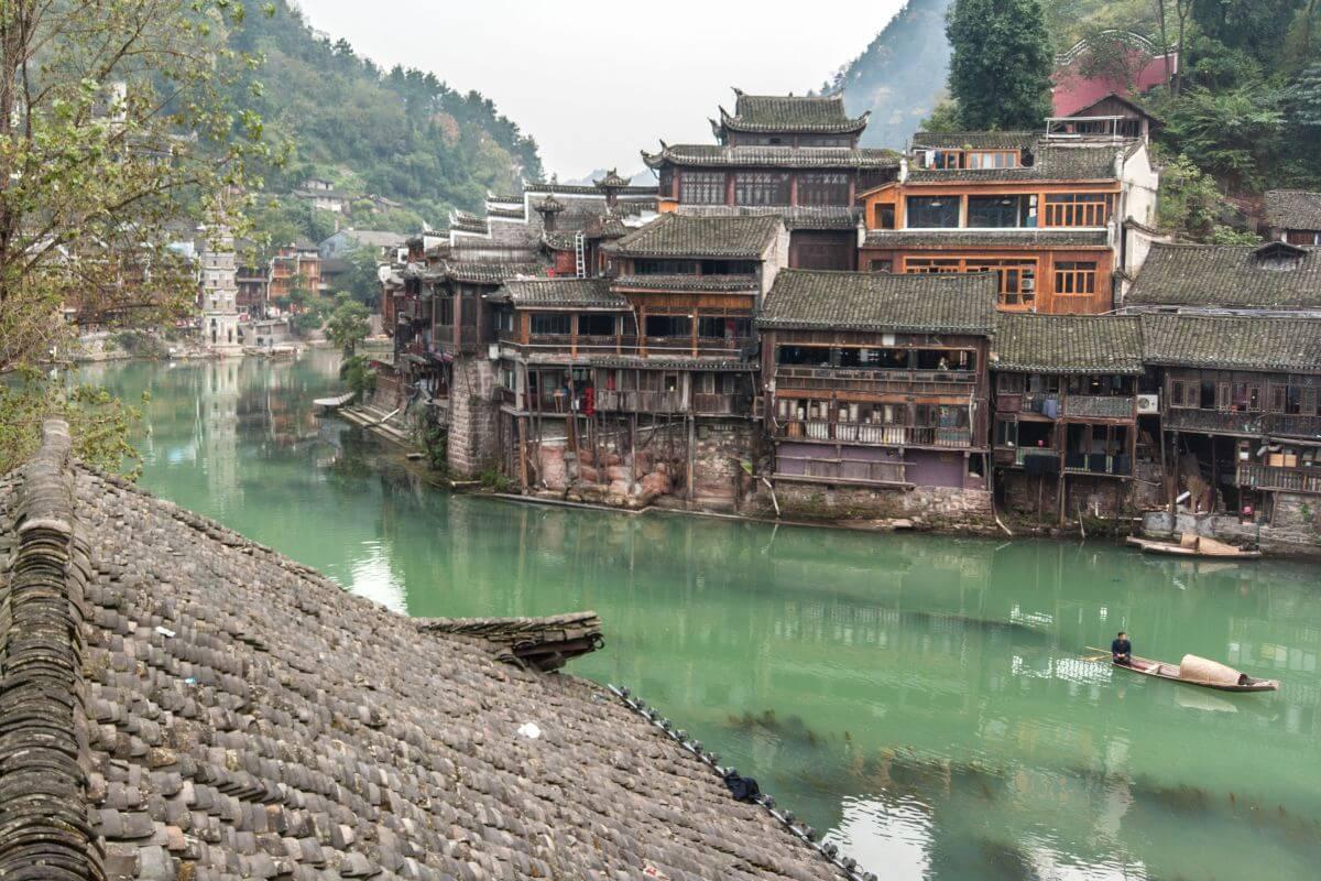 Günstig übernachten in Fenghuang in China