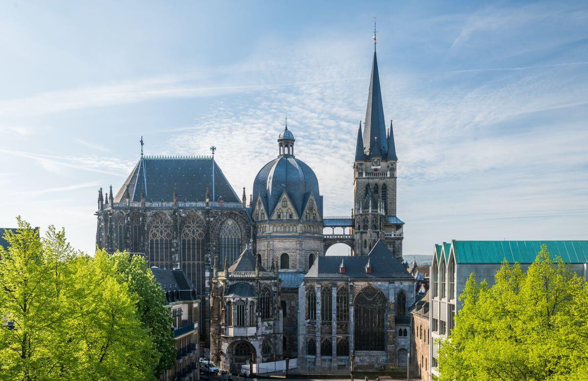 Günstig übernachten in Aachen
