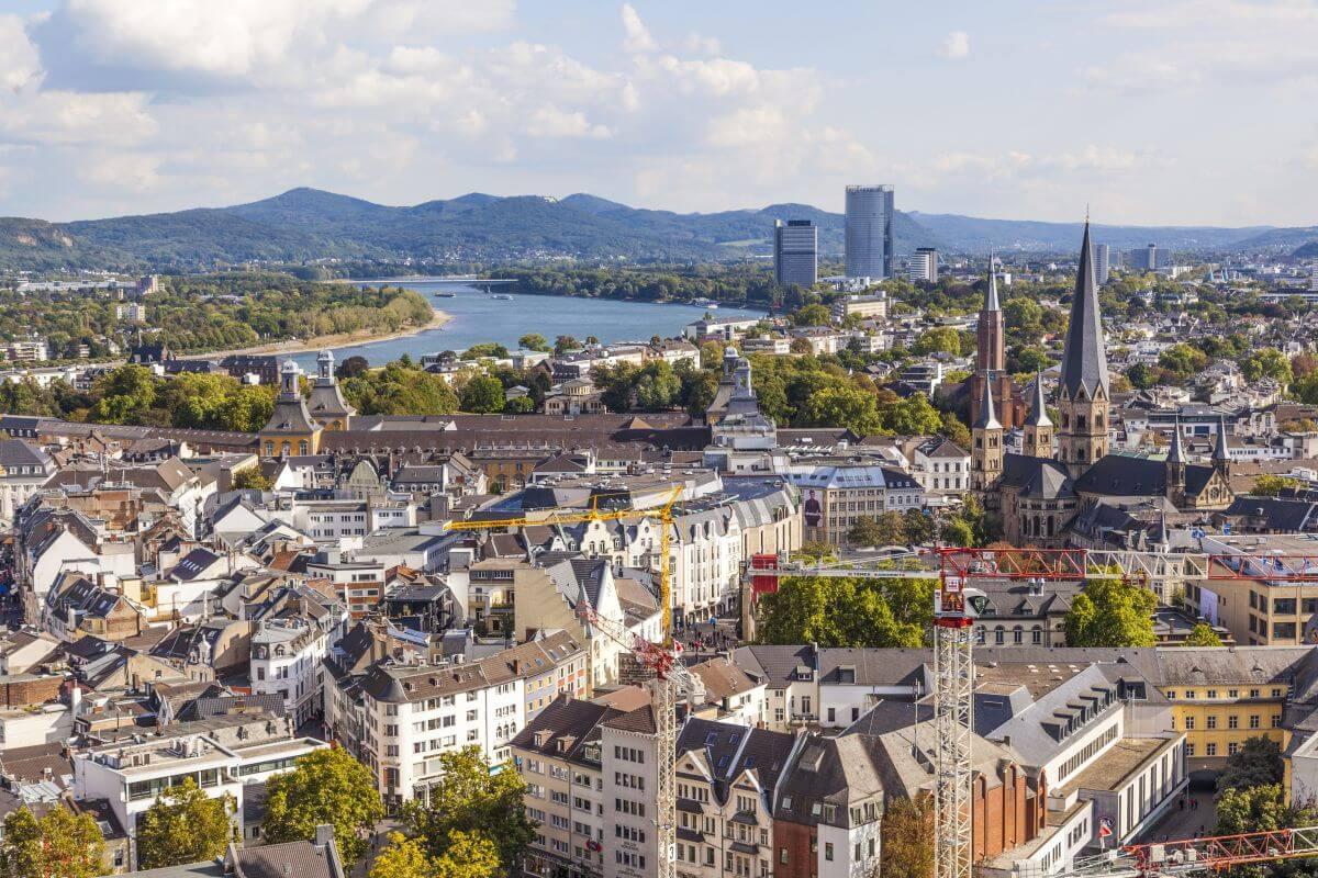 Günstig übernachten in Bonn