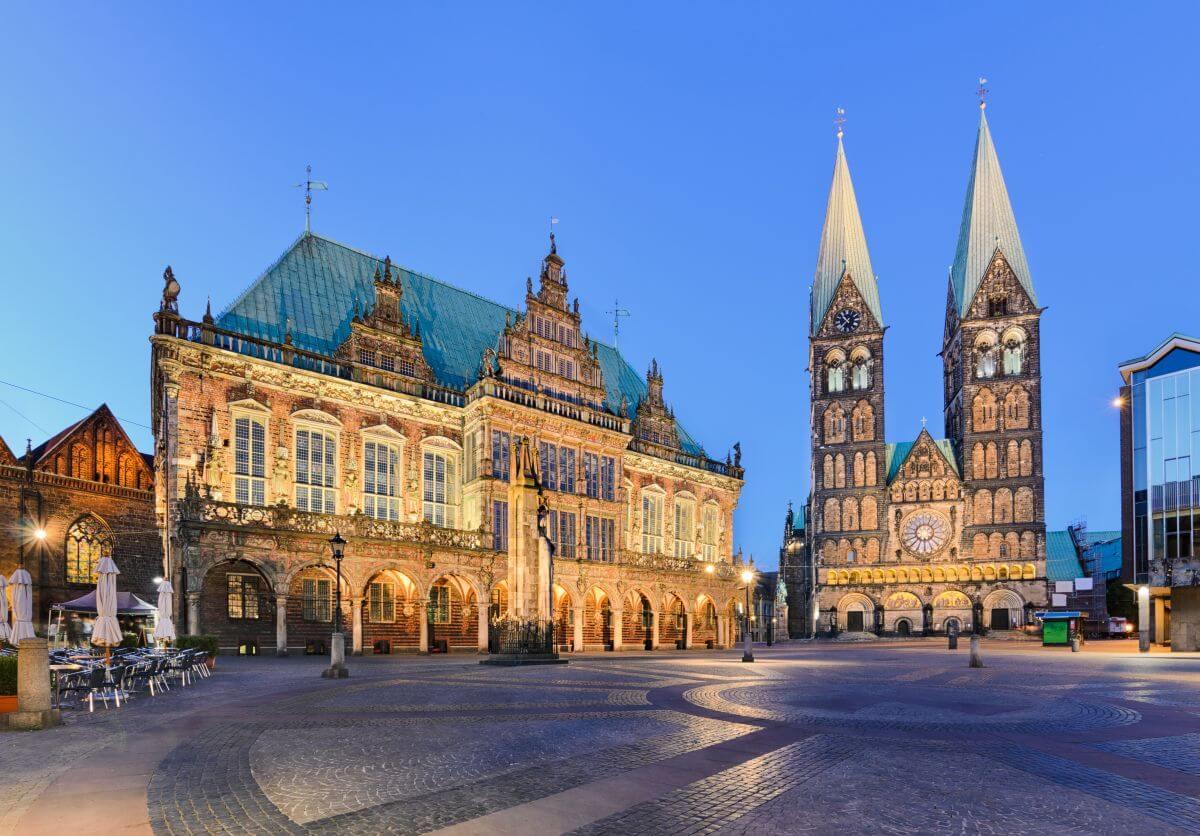 Günstig übernachten in Bremen