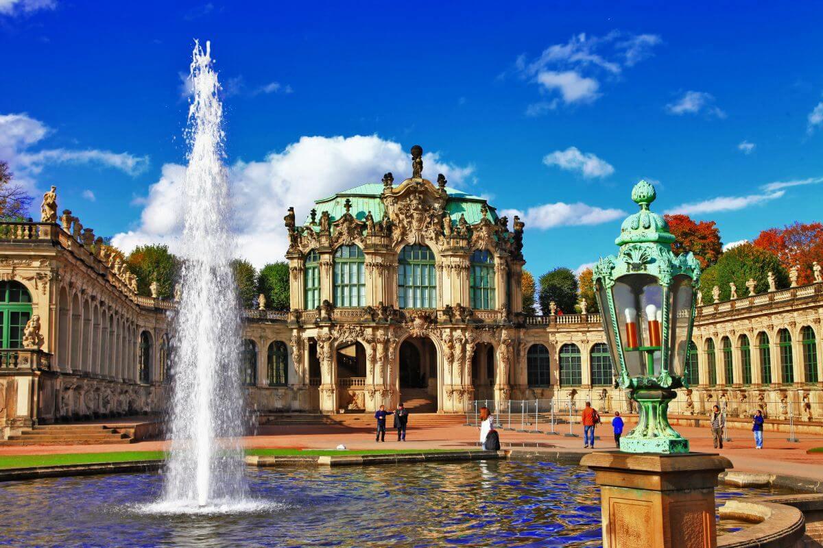 Günstig übernachten in Dresden