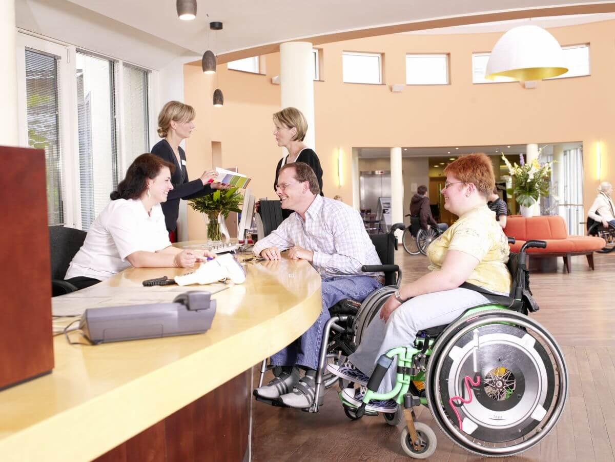 Hier Wird Inklusion Grossgeschrieben Die Rollstuhlgerechtesten